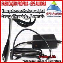Carregador Gps Minipin Moto Powerpack Multilaser 4.3 Até 5.0