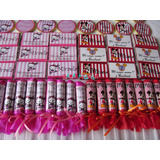 Golosinas Personalizadas Para 20 Invitados. Candy Bar