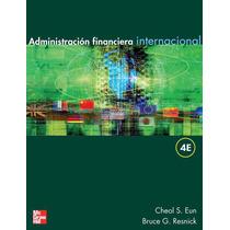 Libro: Administración Financiera Internacional - Pdf