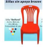 Sillas Plasticas Al Mayor