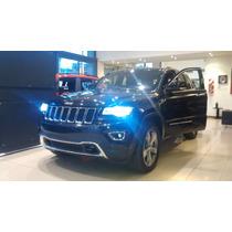 Jeep Grand Cherokee Overland 3.6l Atx 0 Km 2016 Ei