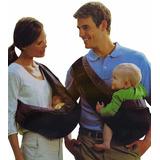 Cargador Canguro Acolchado Para Bebes Niños Ajustable 13kgs