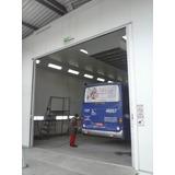 Cabine De Pintura Para Onibus - Maquinas E Caminhões