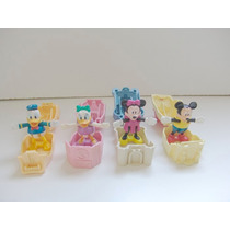 Figuras De Disney Miky Donald Mimi Dasy