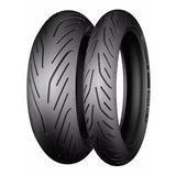 Cubierta Trasera Michelin Pilot Power 3 190 55 17 - 75 W