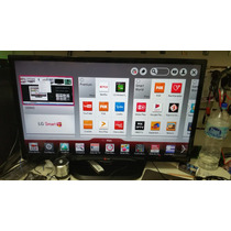 Smart Tv Lg 32lh570b 32 Polegadas Led Wi Fi Semi Nova