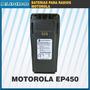 Bateria Para Radio Motorola Ep450 S Cp200 Gp3688
