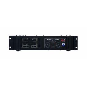 Amplificador Áudio Leader Al 3.0 3000 W Rms 2 Ohms