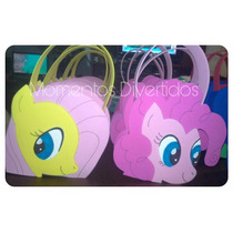 My Little Pony Bolsitas Golosineras Goma Eva