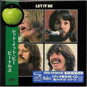 The Beatles - Let It Be - Shm Cd [ Mini Lp ] - Uicy 76979