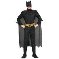Disfraz Dark Knight Batman Hombre Adulto Caballero Noche