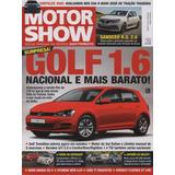 Motor Show Nº389 Sandero Rs Chrysler 300c Golf 1.6 Vw Up Tsi