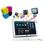 Computador Tablet Aoc My Smart Android 4gb Todo En Uno 22