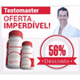 Super Testomaster Original 1 Pote 30 Estimulante Sexual