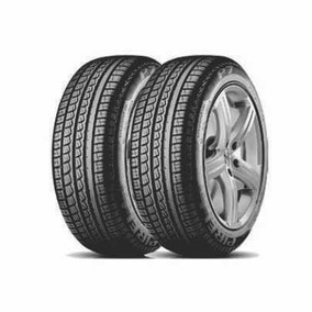 Kit Pneu Pirelli 185/60r15 88h P7 2 Unidades
