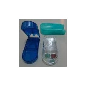 Cortador De Comprimidos Corta Comprimidos -inox Frete Gratis