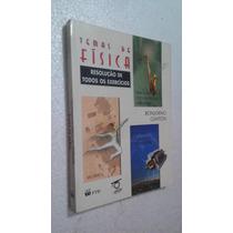 Livro Temas De Fisica Resoluçao De Exercicios - Do Professor