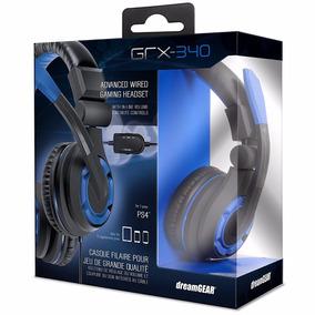 Headset Dreamger Grx-340 Ps4 Xbox One Wii U Fone E-sedex
