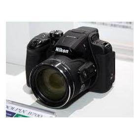 Câmera Nikon Coolpix B700 - 4k - 20.2mp 12x Sem Juros