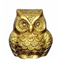 Adorno Purpledip Vintage Owl Bird Statue/figure Sculpted