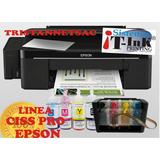 Sistema Continuo Pro Epson 135r T25/tx135/tx133/tx125