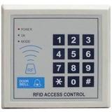 Control Accesos Autonomo Abrepuerta Seguridad Tarjeta Codigo