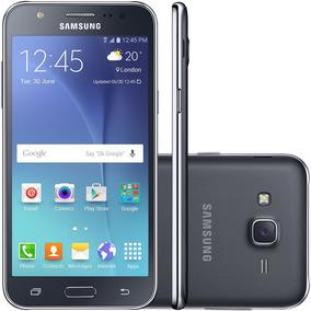 Samsung Galaxy J5 Duos 16gb 4g Original + Nf Desbloq. Preto