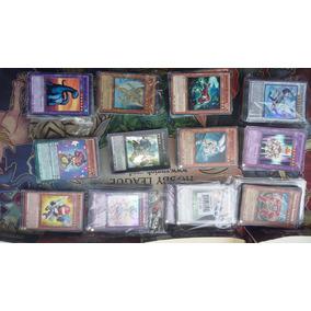 Lote Com 105 Cartas De Yugioh Originais Konami 10 Foils