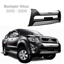 Overbumper Frontbumper Tgpoli Hilux 2005 2006 2007 2008 2009