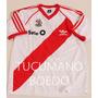 Camiseta Retro River 1986..la Del Leon.unica.historica.