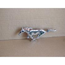 Emblema Ford Mustang - Caballo - Metalico - Parrilla