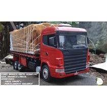Miniaturas Caminhões Controle Remoto - Brucas - Truck