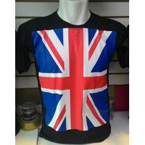 Camisa Masculina Camiseta Bandeira Inglaterra