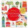 Arterapia Postales 25 Dibujos Para Pintar Disfruta De Un Via