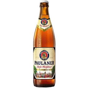 Cerveza Paulaner Hefe-weibbier Naturtrub