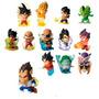 Kit 13 Miniaturas Dragon Ball Z Para Coleção Pronta Entrega