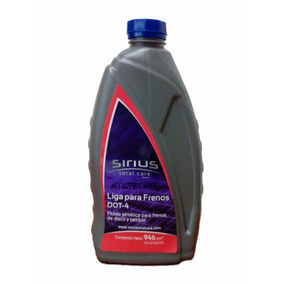 Liga Para Frenos Dot 4 946ml