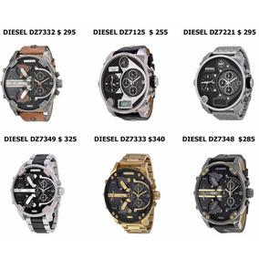 Relojes Diesel Originales, Buen Precio