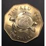 Tuv013 Moneda Tuvalu 1 Dollar 1985 Unc-bu Ayff