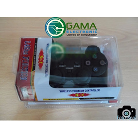 Game Pad / Control Inalambrico 3 En 1 Ps3 / Ps2 / Pc Usb