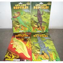 Juguetes De Dinosaurios Y Reptiles De Coleccion