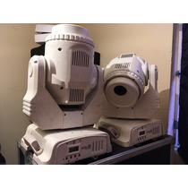 Cabezas Roboticas Showco Spot 250 Led, Blancas