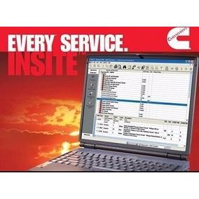 Cummins Insite International Software Diagnostico No Caduca
