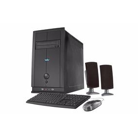 Computador Cce C43, Intel Celeron, 4gb , Hd 320gb, Windows 8