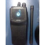 Radio Motorola Ep450 Vhf, Ler Descrição!