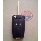 Carcasa Llave Control Chevrolet Cruze Y Orlando Sin Chip
