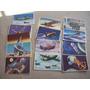 Figuritas De Aviones , Misiles, Espaciales (lote De 27)
