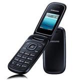Celular Samsung Gt-e1272 Mp90, Flip, 2 Chip, Novo-promoção