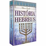Livro História Dos Hebreus Flavio Josefo Cpad