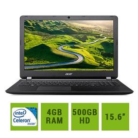 Notebook Acer Aspire Es1 533 Dual Core 2.0ghz 500gb 4gb Ram